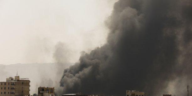 La coalition saoudienne bombarde des sites houthis au yemen[reuters.com]
