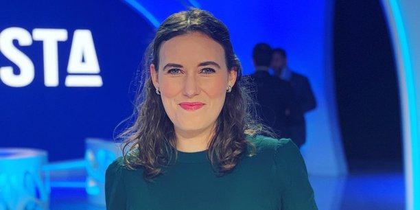 Déborah Loye, la directrice générale de Sista.