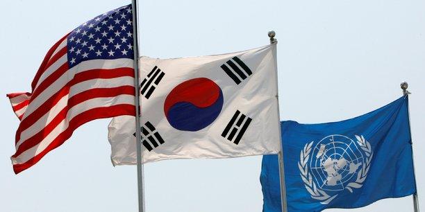La coree du sud va davantage financer la presence militaire des usa[reuters.com]