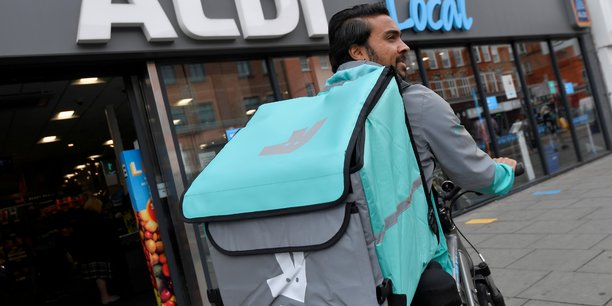 En forme, deliveroo lance sa procedure d'ipo a londres[reuters.com]