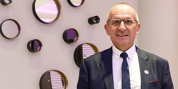 Michel Fruchet, président du Cifog