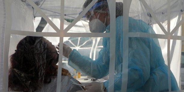 Coronavirus: la france fait etat de 5.327 nouveaux cas en 24 heures[reuters.com]