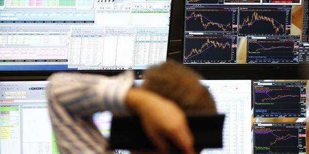 La réunion de la BCE jeudi sera particulièrement scrutée par les investisseurs sur l'évolution des taux longs, nouveau driver des marchés boursiers.