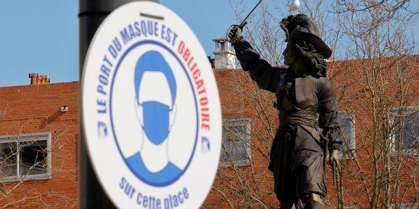 France: confinement prolonge pour trois week-ends a dunkerque[reuters.com]