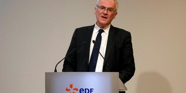 Edf: la commission europeenne veut un eclatement du groupe, dit son pdg[reuters.com]