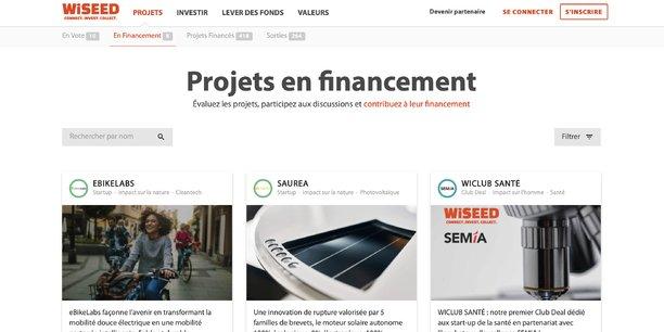 WiSEED se lance dans le financement de la croissance verte avec sa nouvelle filiale, avant l'industrie avec le conseil régional d'Occitanie.