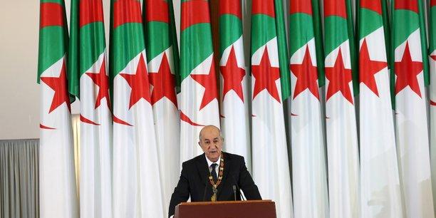 Algerie: les legislatives anticipees fixees au 12 juin 2021[reuters.com]