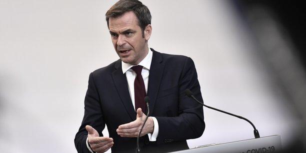 France: situation sanitaire inquietante, particulierement en idf, dit veran[reuters.com]