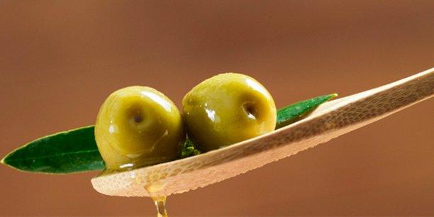 La confiserie d'olives Brunel réalise un chiffre d'affaires annuel de 1,2 million d'euros et emploie huit salariés.