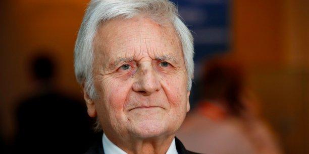 L'ancien président de la Banque centrale européenne (BCE), Jean-Claude Trichet (photo prise à Paris, le 16 juillet 2019, lors d'une conférence intitulée Bretton Woods: 75 ans plus tard).