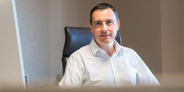 Olivier Laulan président d'Alliance Etiquettes