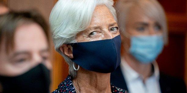 Lagarde (bce) met en garde contre l'incertitude sur la vaccination[reuters.com]