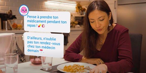 A Montpellier, la startup Wefight développe Med Vik, une interface destinée aux professionnels hospitaliers de santé (médecins et infirmiers) pour leur permettre de gérer leurs patients à distance.