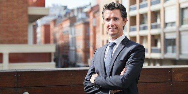 Candidat hors parti aux élections régionales en Occitanie, Vincent Terrail-Novès fera de l'économie sa priorité sur le prochain mandat en cas de victoire.