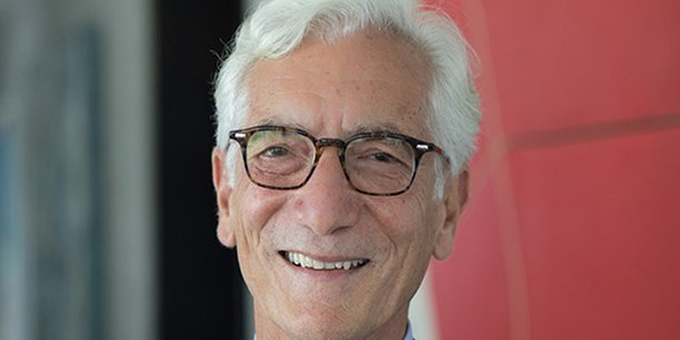 Sir Ronald Cohen, Parésident du Global Steering Group
