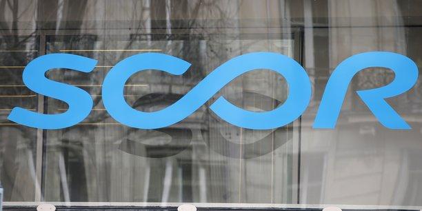 Le titre Scor a grimpé de plus de 8 % vendredi suite à l'annonce de la signature d'un protocole d'accord avec Covéa pour mettre fin à leur conflit.