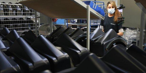 Producteur de pièces en plastique par la technique du thermoformage, l'entreprise Soplami veut alléger le poids de l'aéronautique dans son modèle économique.