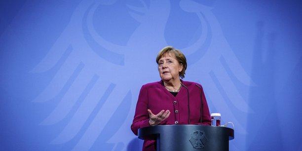 Allemagne: merkel sous pression pour presenter un plan de sortie de crise sanitaire[reuters.com]