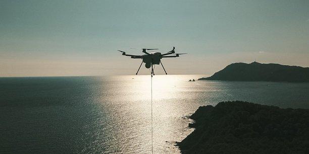 Drones filaires : Elistair lève 5 millions pour prendre un leadership européen
