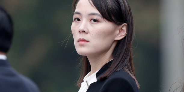 Coree du nord/missile: la soeur de kim jong-un critique le president sud-coreen[reuters.com]