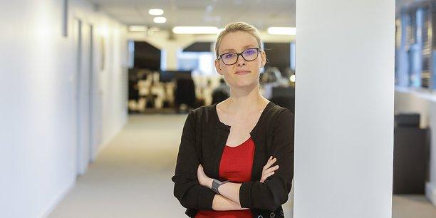 Maryne Cotty-Eslous, CEO de Lucine