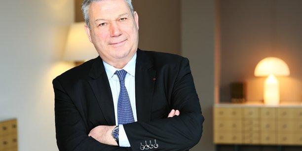 Pour Dominique Lefebvre, président du Crédit Agricole, la crise va accélérer la prise de conscience des enjeux climatiques.