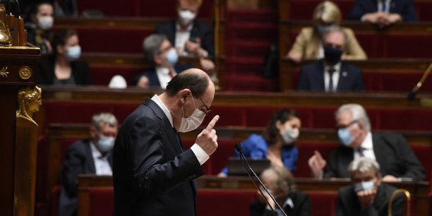 Ce jeudi, Castex s'est trouvé confronté à une Assemblée nationale houleuse.