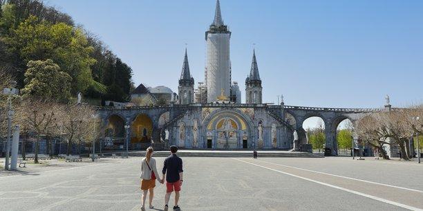 Le Sanctuaire de Lourdes a terminé l'année 2020 avec un déficit d'exploitation important.