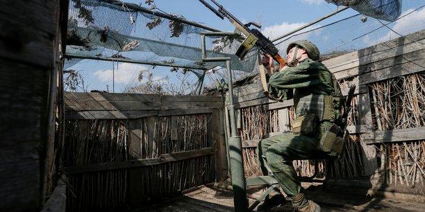 Ukraine: la france et l'allemagne preoccupees par la multiplication des violations du cessez-le-feu[reuters.com]