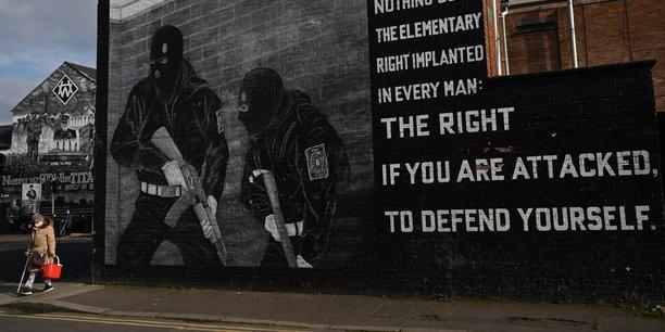 Troubles en irlande du nord sur fond de tensions post-brexit[reuters.com]