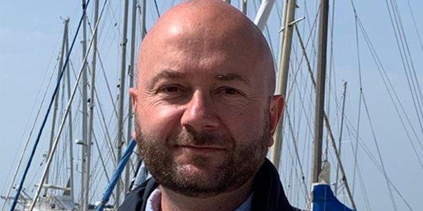 Jean-Romain Brunet a pris la tête de la régie autonome de Port-Camargue le 1er avril 2021.