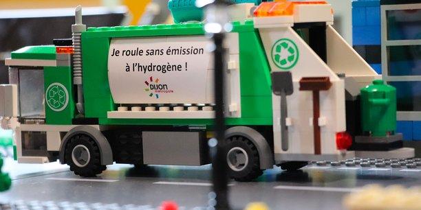 LaTribune: Bus, bennes à ordures ménagères : Dijon Métropole investit massivement dans la mobilité hydrogène.