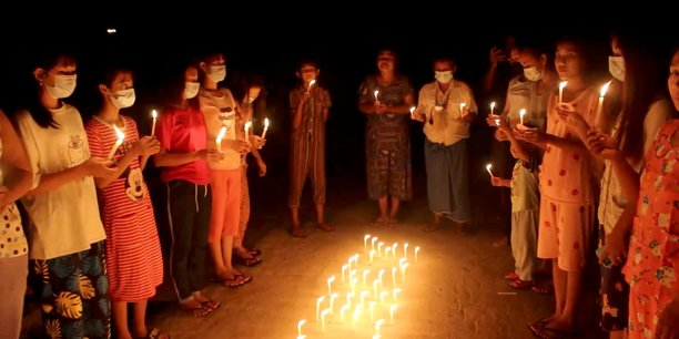 Birmanie: au moins onze manifestants tues dans de nouveaux affrontements[reuters.com]