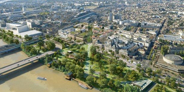 Après les 75.000 m2 autorisés en 2019, dont la Rue Bordelaise (photo), la commission départementale d'aménagement commercial de Gironde n'a validé que 17.000 m2 en 2020.