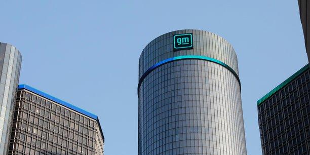 Gm reduit la production de ses usines nord-americaines face a la penurie de puces, selon cnbc[reuters.com]