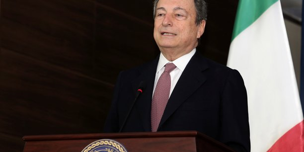 Draghi accuse erdogan d'avoir humilie von der leyen[reuters.com]