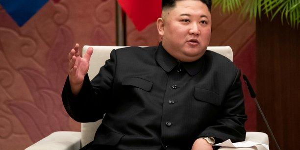 Coree du nord: kim exhorte a travailler pour attenuer la crise economique, cite la famine des annees 1990[reuters.com]