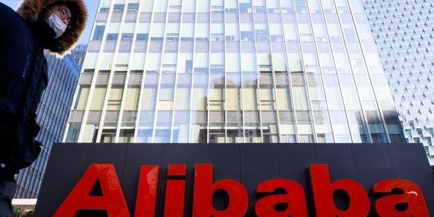 Alibaba: la chine inflige une amende de 2,75 milliards de dollars[reuters.com]