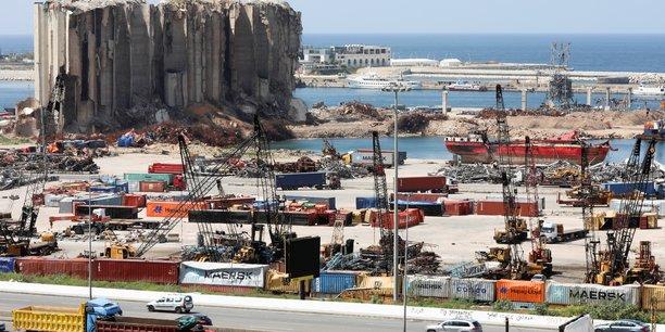 Cma cgm veut reconstruire le port de beyrouth en moins de trois ans[reuters.com]