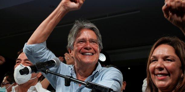 Equateur: lasso donne vainqueur de la presidentielle au detriment de la gauche[reuters.com]