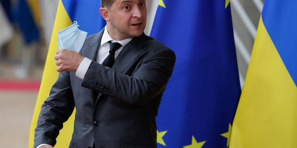 L'ukraine demande a s'entretenir avec la russie sur le donbass, moscou fait la sourde oreille[reuters.com]