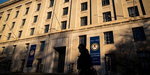 Usa: biden nomme trois personnes a des postes importants au ministere de la justice[reuters.com]