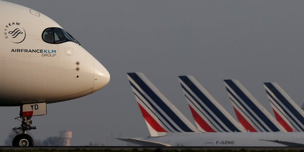 Air france-klm: le prix de l'augmentation de capital fixe a 4,84 euros par action[reuters.com]