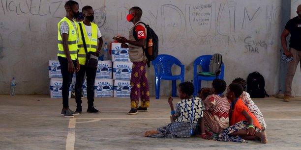 Mozambique: pres d'un million de personnes souffrent de la faim, rapporte l'onu[reuters.com]