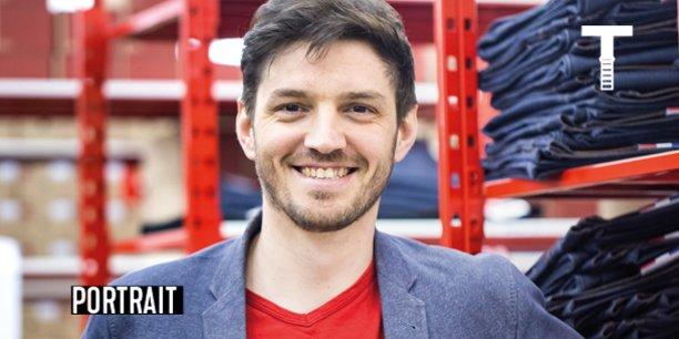 Thomas Huriez, fondateur de la marque éco-responsable 1083