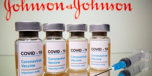 Johnson & johnson repousse le deploiement de son vaccin en europe[reuters.com]