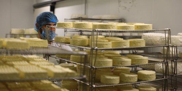 Les deux repreneurs de la laiterie du Mont Aiguille (Isère) font partie des entreprises accompagnées par le dispositif Tremplin TPE-PME de l'ADEME. Avec à la clé, un projet d'investissement qui doit leur permettre de mieux gérer les flux d'air et de froid.
