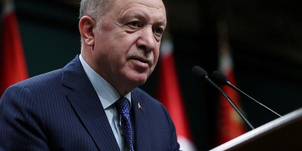 Erdogan denonce l'irrespect de mario draghi[reuters.com]