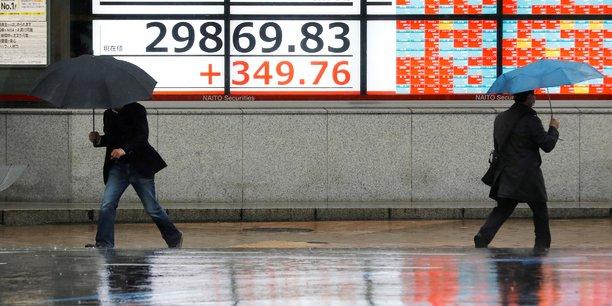 La bourse de tokyo termine en legere hausse[reuters.com]