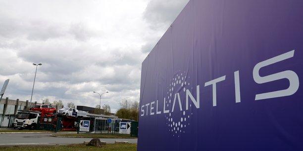 Stellantis a suivre a la bourse de paris[reuters.com]